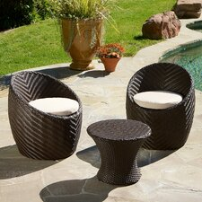 Enconta 3 Piece Chat Set