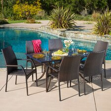 Comparison Shane 7 Piece Dining Set