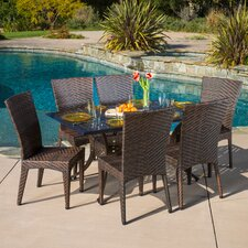 Nathan 7 Piece Dining Set