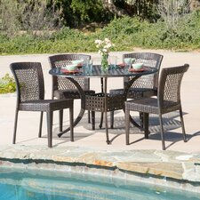 Emerson 5 Piece Dining Set