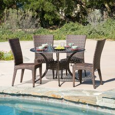 Hailey 5 Piece Dining Set