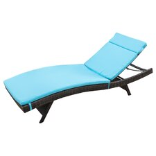 Rio Vista Chaise Lounge Set with Cushion