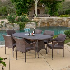 Lennox 7 Piece Dining Set