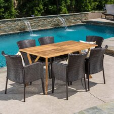 Ventanas 7 Piece Dining Set