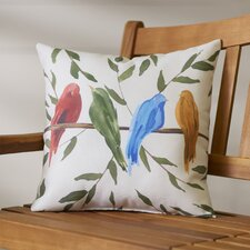 Cool Elfrieda Indoor/Outdoor Throw Pillow