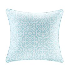 Callery Fretwork 3M Scotchgard Outdoor Throw Pillow