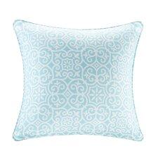 Best #1 Callery Fretwork 3M Scotchgard Outdoor Throw Pillow
