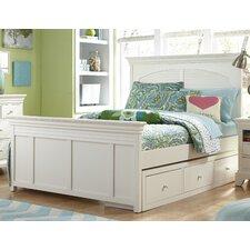 Neopolitan Panel Customizable Bedroom Set