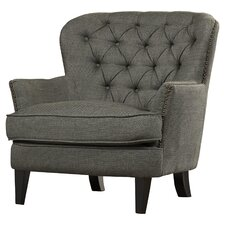 landisburg tufted club chair three posts - Club Chair