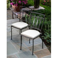 Comparison Lynnwood 3 Piece Bistro Set with Cushions