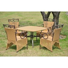 Meetinghouse 5 Piece Dining Set