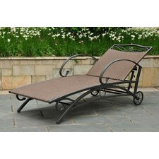 Today Sale Only Snowberry Chaise Lounge