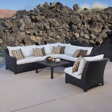 Northridge 6 Piece Seating Group with Cushion