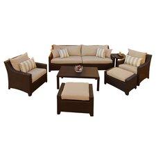 Northridge 7 Piece Deep Seating Group with Cushion