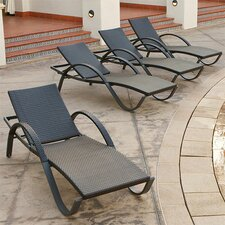 Northridge Chaise Lounge (Set of 4)