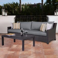 Northridge 3 Piece Setting Group with Cushions