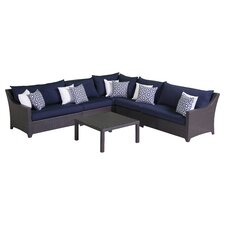 Best  Northridge 6 Piece Deep Seating Group with Cushion