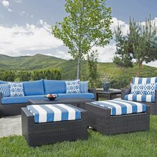 Northridge 7 Piece Deep Seating Group with Cushions