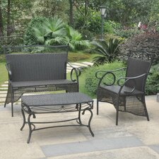 Meetinghouse 3-Piece Patio Dining Set