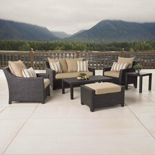 Northridge 6 Piece Deep Seating Group with Cushions