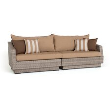 Northridge Patio Sofa with Cushion
