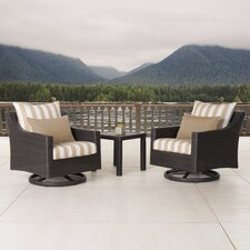 Northridge 3 Piece Deep Seating Group