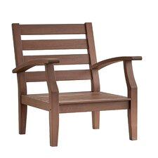 Brook Hollow Arm Chair with Cushion