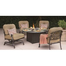 Read Reviews Lebanon Club Chair with Cushions (Set of 2)