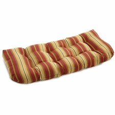 Chapin Stripe Outdoor Bench Cushion