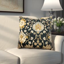 Ghent Tapestry Indoor/Outdoor Throw Pillow