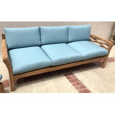 Malibu Deep Seating Sofa with Cushions