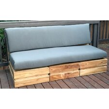 Good stores for Seaside Modular 3 Piece Deep Seating Group with Cushion