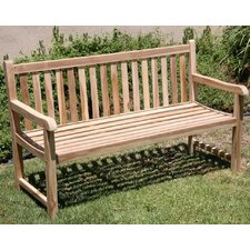 Waterford Teak Park Bench
