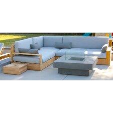 Bale 3 Piece Deep Seating Group with Cushion