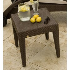 Soho Patio Wicker Side Table