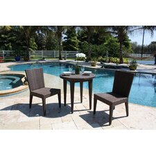 Soho 3 Piece Dining Set