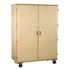 Classroom Select Classroom Cabinet with Casters