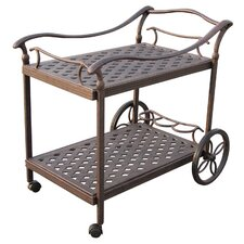 Tea Serving Cart