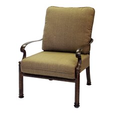 Santa Barbara Club Chair and Ottoman with Cushion