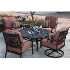 St. Cruz 5 Piece Deep Seating Group
