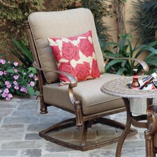 Santa Barbara Club Rocking Chair with Cushions