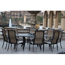 Monterey 9 Piece Dining Set