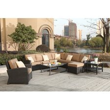 Vienna Deep Seating Sofa with Cushion