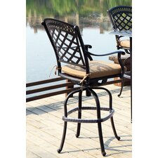 Sedona 5 Piece Bar Set with Cushions
