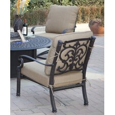 Santa Barbara 5 Piece Deep Seating Group with Cushions