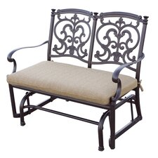 Santa Barbara 2 Piece Glider Seating Group with Cushions