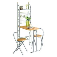 Foldable Chair Set (Set of 2)