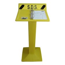 Free Standing SDS Display