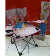 Today Sale Only Disney Princess Foldable Camping Chair