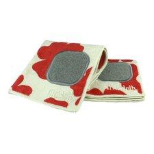 Poppy Dishcloth (Set of 2)